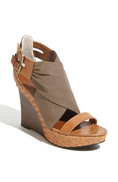 Also a huge fan of this wedge for summertime!  Half off right now as well!