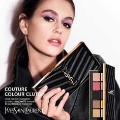 Chanel Beauty, Beauty Ad, Yves Saint Laurant, Presley Gerber, Saint Laurent, Kaia Gerber, Female Models, Top Models, Couture