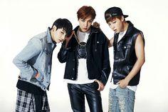 Bts, Park Jimin, Jeon Jeong Guk,Jung Ho Seok