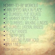 Pregnancy Workouts  #fitpregnancy