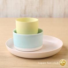 他の大きさと重ねても似合うパステルカラー#japanfanclub_jp