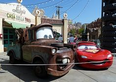 LOTS of tips for Disneyland/CA Adventures - - - -For you Stacy