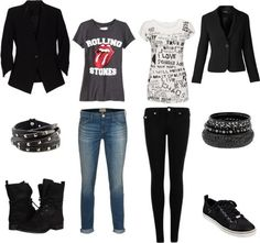"""Outfit inspired by Kyuhyun from Super Junior in the music video """"Bonamana""""  More Outfits on I Dress Kpop"""