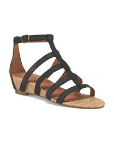 Leather Lanser Sandal