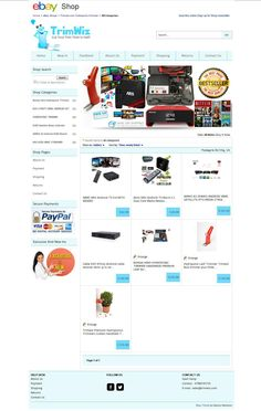 Our excellent, awesome, neat and clean new #Topshop #eBayShopDesign for Trimwiz.co.uk!..Online #PlantTrimmer items checkout: http://stores.ebay.co.uk/trimwizcomhydroponictrimmer