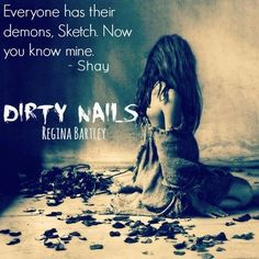BOOK BLAST, REVIEW & GIVEAWAY: Dirty Nails by Regina Bartley - iScream Books - we welcome all flavors!