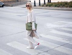 See What Personal Style Winner Camille Charriere Wore To NYFW
