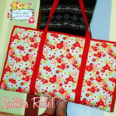 Quilter's Ruler case tutorial.  This I must make.
