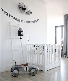 Babykamer voor een lief kindje!