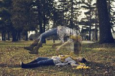 Levitation photography by Diamantina Koutsioumpa