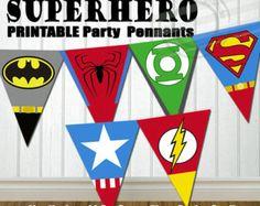 DESCARGAR INSTANT superhéroe partido Banner por OurSecretPlace
