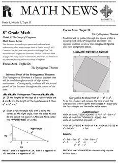 46 Best Grade 8 Eureka Math images in 2017 | Curriculum