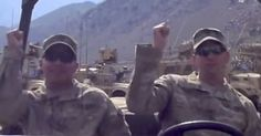 Soldiers In Afghanistan Lip Synch To �Call Me Maybe� via LittleThings.com