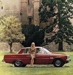 1963 Rover 3500