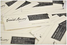 Business Cards / Visual Armory