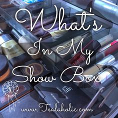 What's in my Show Box? The ultimate packing guide for horse show competitions