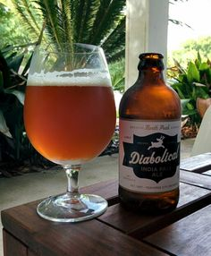 Saturday, June 14, 2014: Diabolical IPA, North Peak Brewing Company.  http://www.northpeakbeer.com/nb/diabolical