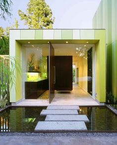 lago vista guest house - a project by aleks istanbullu architects