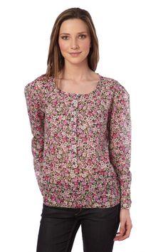 Venda Somewhere / 8296 / Mulher / Camisas e Blusas / Blusa Lilás. De 40€ por 8€.
