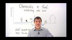 Chemicals in food: establishing safe levels (+lista de reproducción)