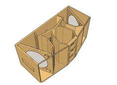 Custom Speaker Boxes, Speaker Box Design, Speaker Plans, Jl Audio, Bbc, Music, Box Design, Creative, Log Projects