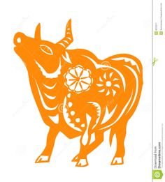 chinese zodiac ox - Google Search