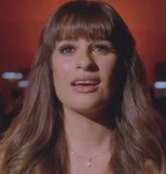 "my new favorite version of this song Lea Michele's Rachel Sings ""Oh Holy Night"" in Glee Season 4,"