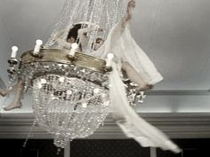 Beguiling Pastimes // Swinging from Chandeliers ...