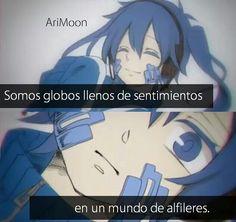 Frases anime <3