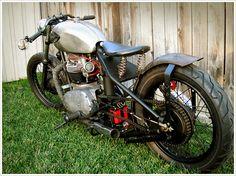 1972 BSA A65 Lightningbobber - Pipeburn - Purveyors of Classic Motorcycles, Cafe Racers & Custom motorbikes