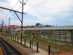 Estação de trem - Francisco Morato por Douglas Pires