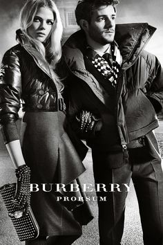 'The Long Wait' featuring Gabriella Wilde and Roo Panes - Burberry Autumn/Winter 2012 campaign