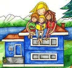 Homeschooling Art