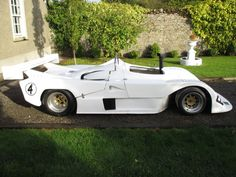 RaceCarAds - Race Cars For Sale » Osella PA7 2L HART 1979