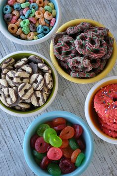 Party Activity for Kids: Snack Necklaces - The Seasoned Mom