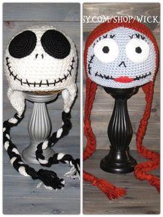 ADULT Jack Skellington Nightmare Before Christmas by WICKEDWEBZ #crochethats