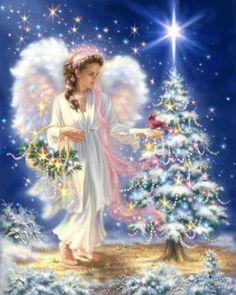 Angel Navidad ~ Dona Gelsinger