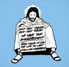 The Beggar With (No Luck) Soul #jesus #stillworkingtogetthegoodfolkout #beggar #jew #jews #kingofthejews #religion #joshua #soul #christianityisafraud