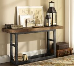 1000 ideas about reclaimed wood tables on pinterest for Pottery barn poker table