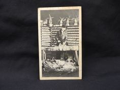 Vintage Post Card Holland Michigan Wooden Shoes Factory Price List Novelty