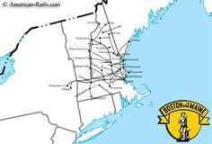 The Boston and Maine Railroad
