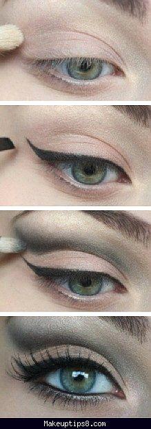 How to makeup droopy eyes - Makeuptips8.com ®