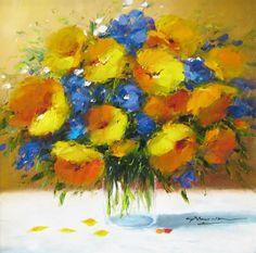 """G. Nesvadba """"Sunburst"""" 16 x 16  www.artshopnc.com"""