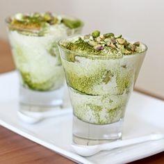 Japanese Green Tea Lovers take note: Matcha Tiramisu!