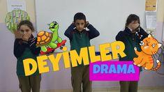 Deyimler - Drama / 4-A #deyimler#deyim#drama#türkçedersi#sınıfetkinlikleri#oyunlarlaöğreniyorum#sınıffaaliyetleri#dilbilgisi