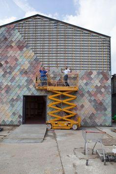 Yardhouse in London - Beton - Industrie/Gewerbe - baunetzwissen.de