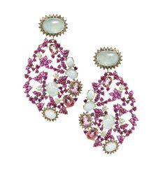 Brumani earrings...♡