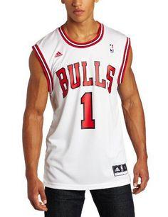 f2fce0260e71 adidas Derrick Rose NBA Swingman Bulls Allowed the basket for Homme   Players  Rose Sex  Gentlemen Team  Chicago Bulls Cet Articles