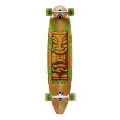 """BAHNE 44"""" Bamboo Longboard Skateboard"""