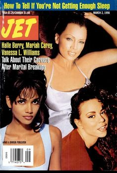 The weekly source of African American political and entertainment news. Jet Magazine, Black Magazine, Hair Magazine, Ebony Magazine Cover, Magazine Covers, Mtv, John Johnson, New Jack Swing, Black Royalty